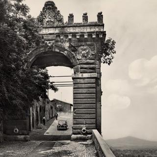 Artena - Arco Borghese -  Monti Lepini