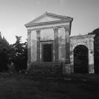 Roccasecca Dei Volsci - Tempietto San Raffaele - Monti Lepini