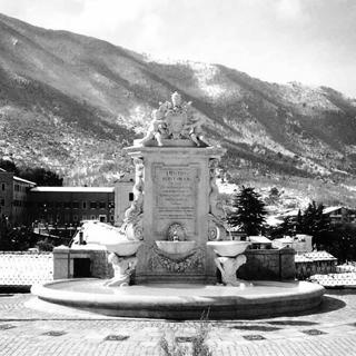 Carpineto Romano - Fontana del Tripisciano - Monti Lepini