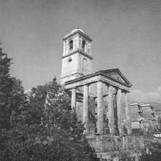 Cori - Tempio di Ercole - Monti Lepini