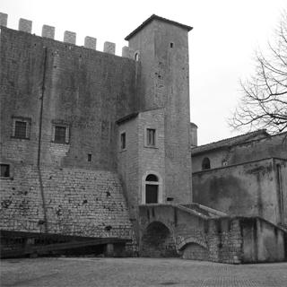Maenza - Castello Baronale - Monti Lepini