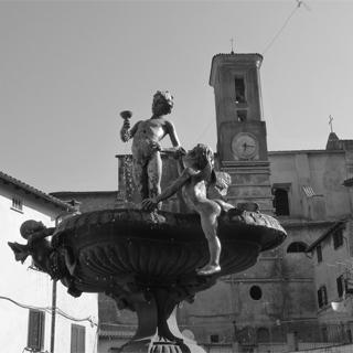 Montelanico - Fontana dei Putti - Monti Lepini