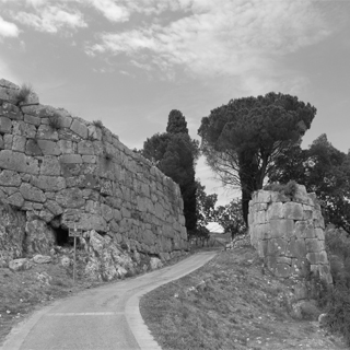Norma - Porta Maggiore - Monti Lepini
