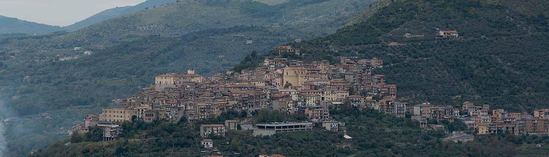 Roccagorga Monti Lepini