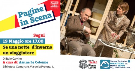 Pagine in Scena 2017 - Associazione Le Colonne - Segni