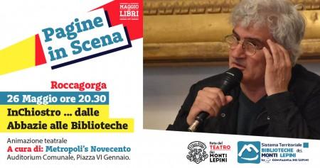 Pagine in Scena - Metropoli's Novecento - Roccagorga