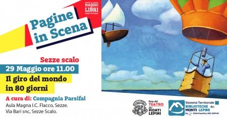 Pagine in Scena 2017 - Compagnia Parsifal - Sezze scalo