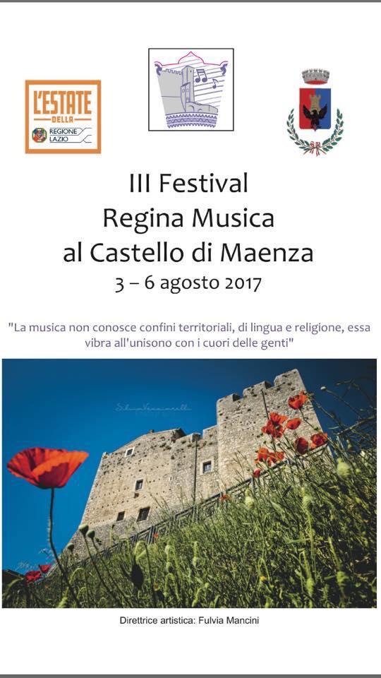 III Festival Regina Musica al Castello di Menza