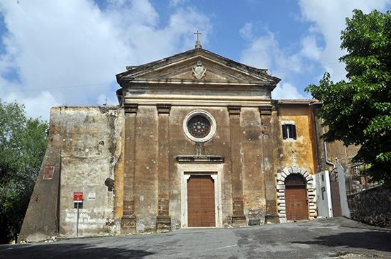 ill.16 : Chiesa di San Francesco, facciata.