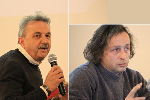Domenico Cascianelli e Massimiliano Proietti
