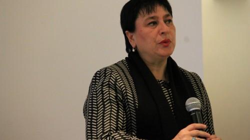 Carla Amici sindaco di Roccagorga