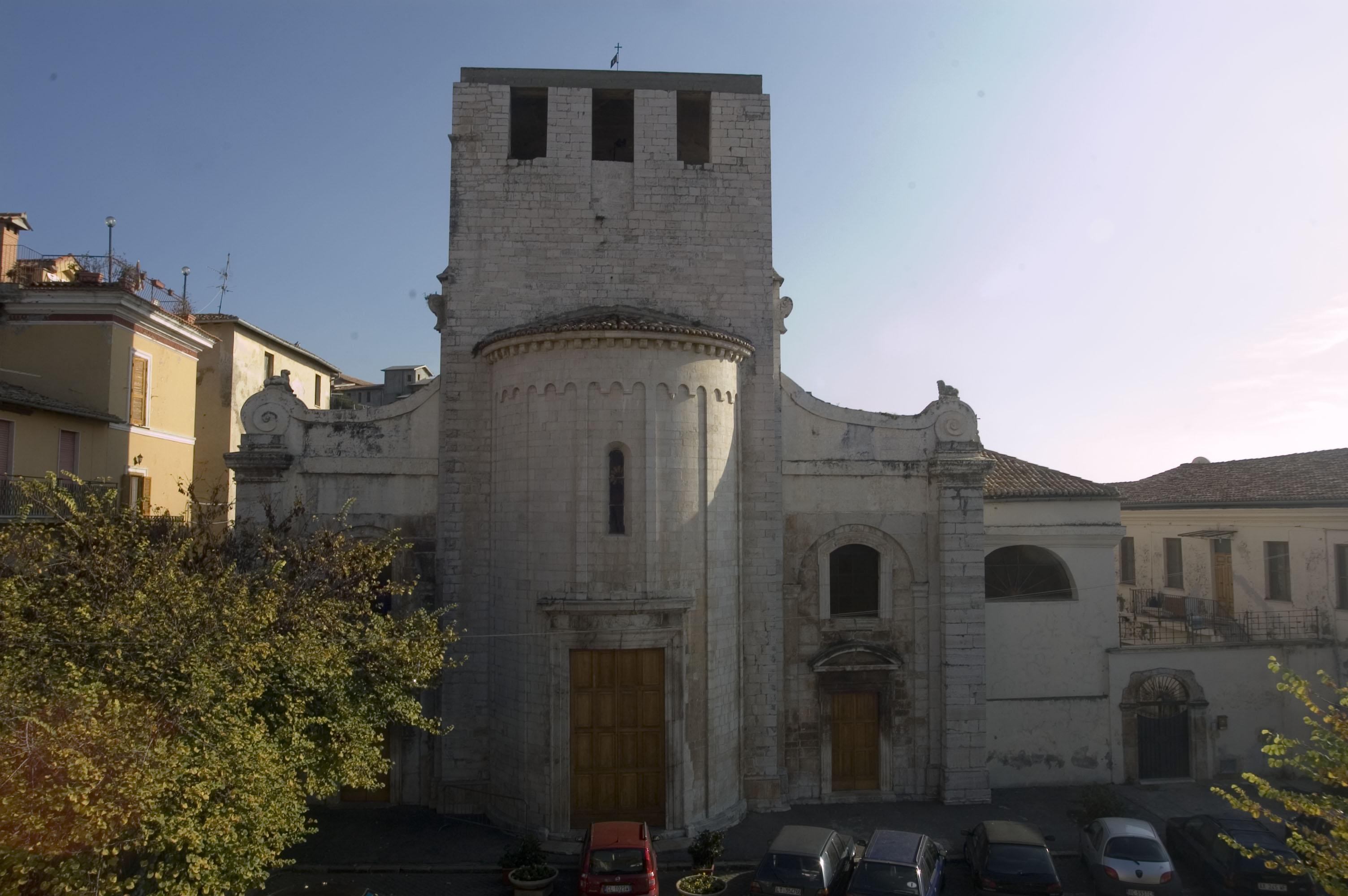 ill.1: Cattedrale di S. Maria, facciata