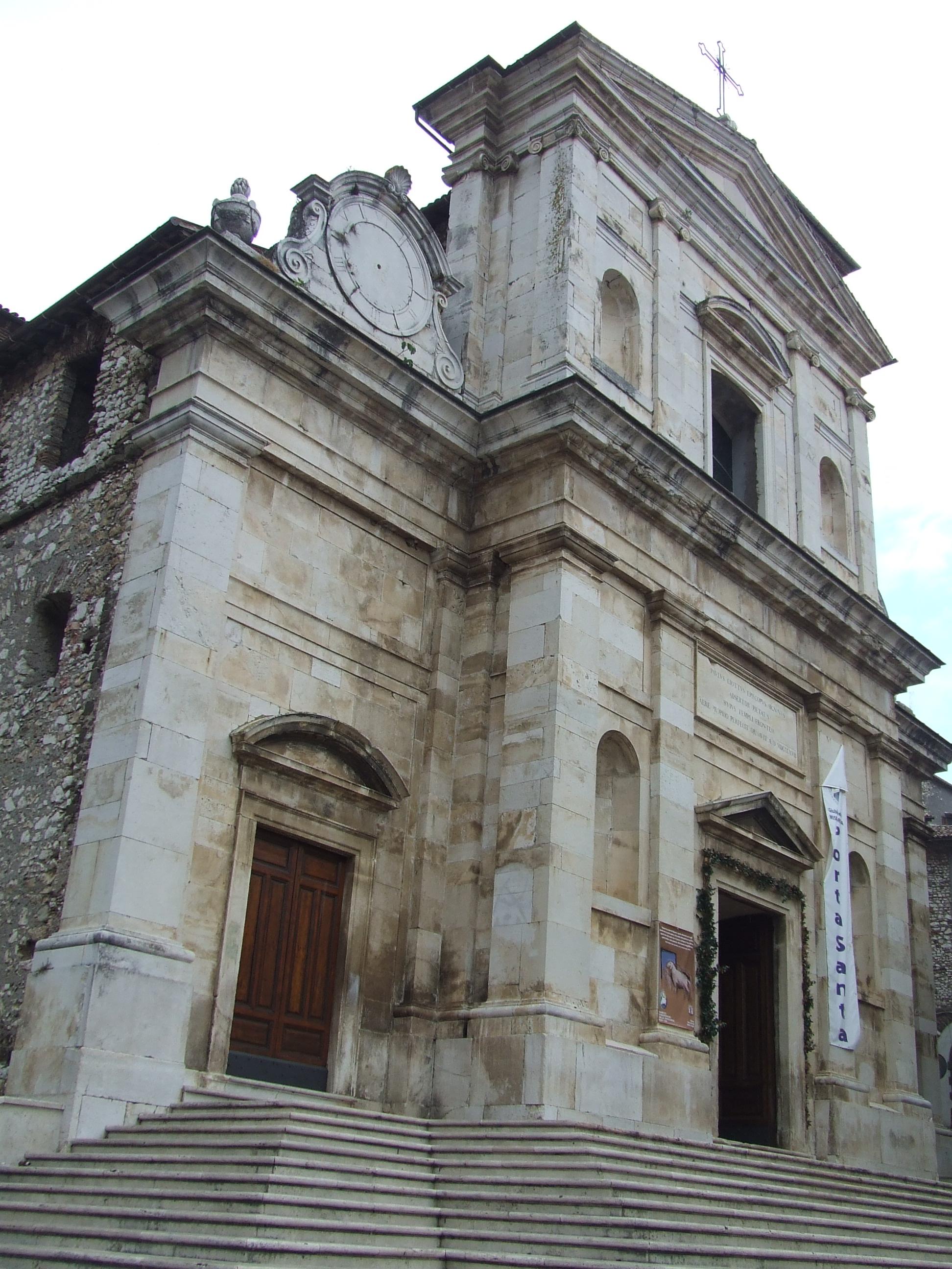 ill. 1: Cattedrale di S. Maria Assunta (sec. XVII)