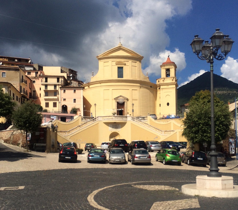 ill.1 : Chiesa dei SS. Leonardo ed Erasmo