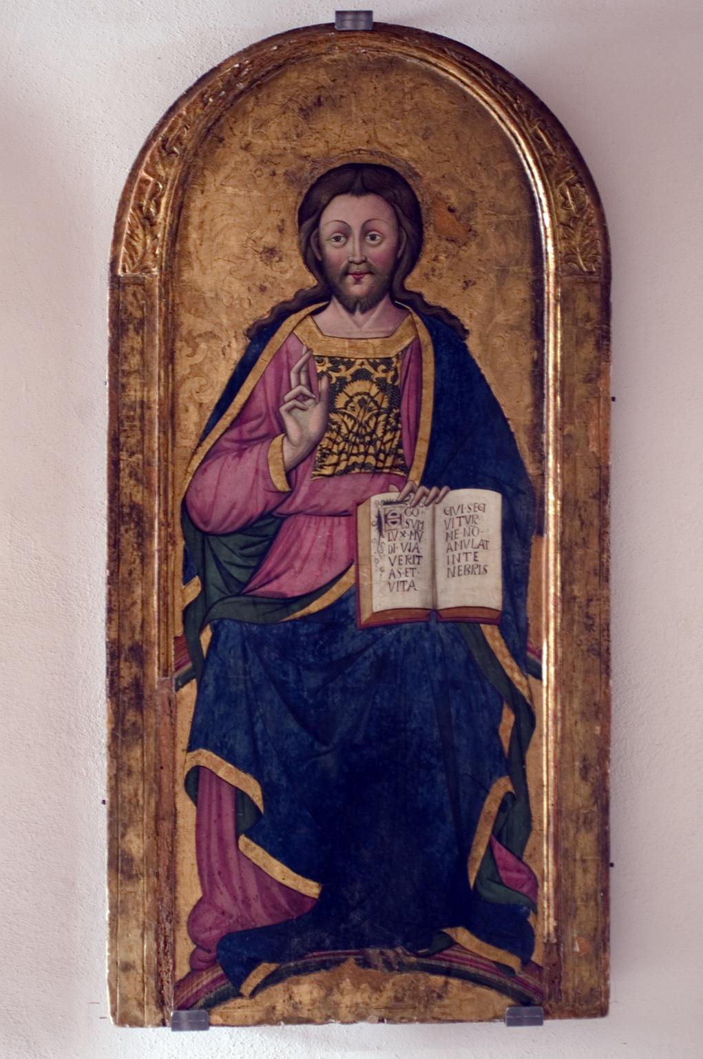 ill.10: Giovanni da Gaeta, Cristo Salvatore