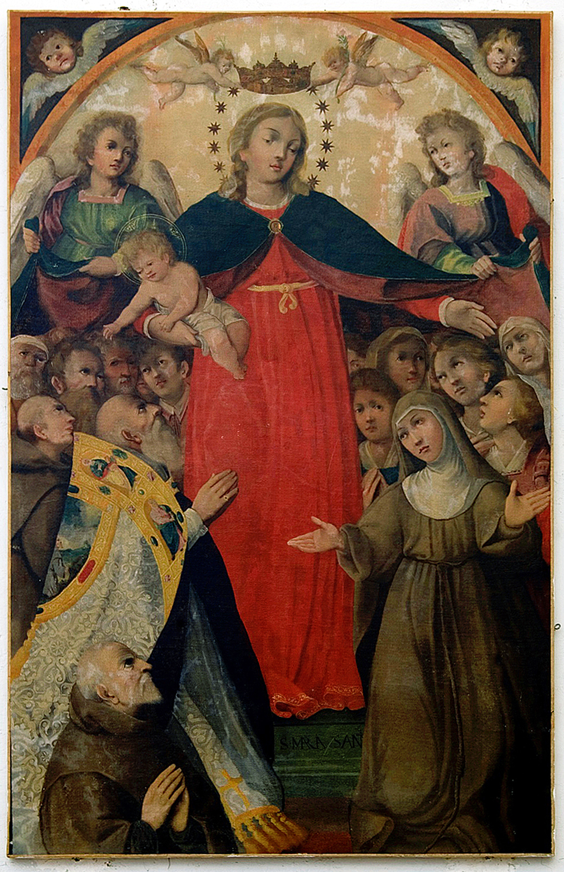 ill. 11 : Madonna della Misericordia
