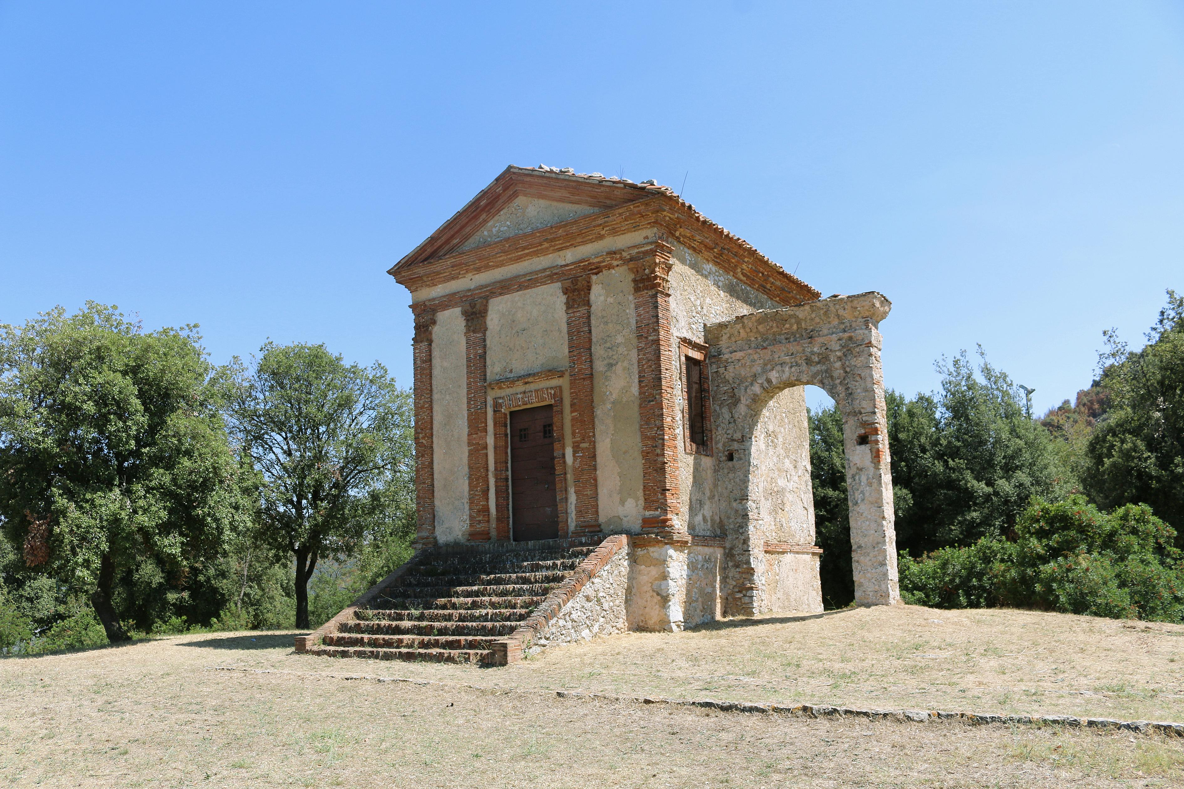 ill.12: Tempietto di San Raffaele