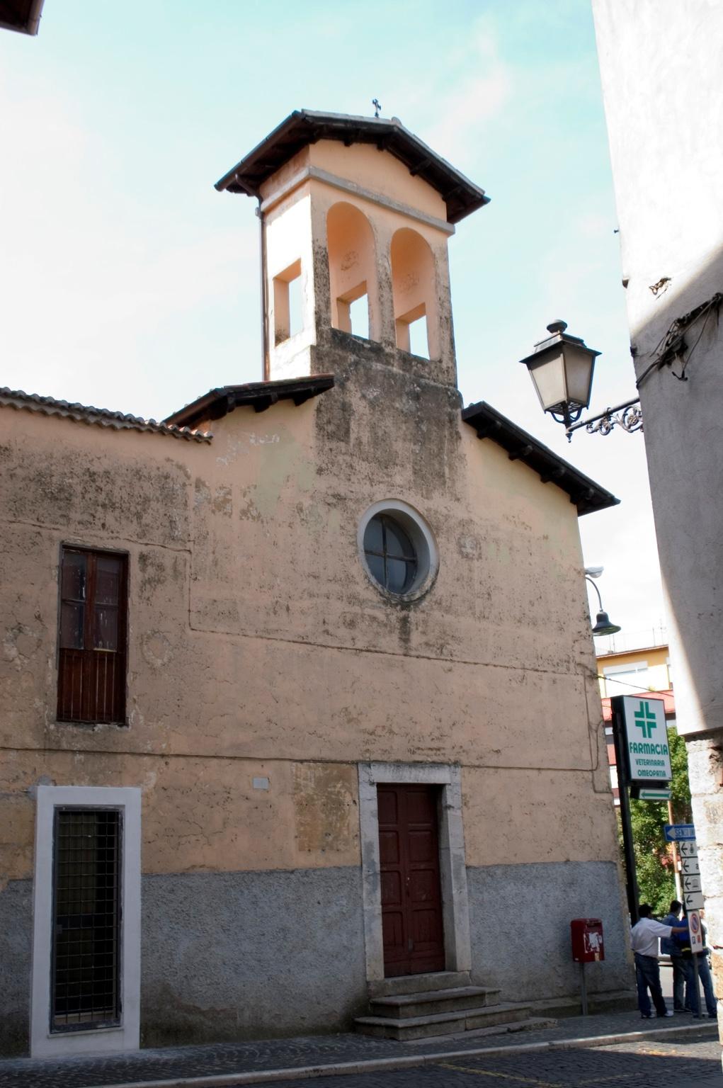 ill.12: Chiesa di S. Andrea, facciata