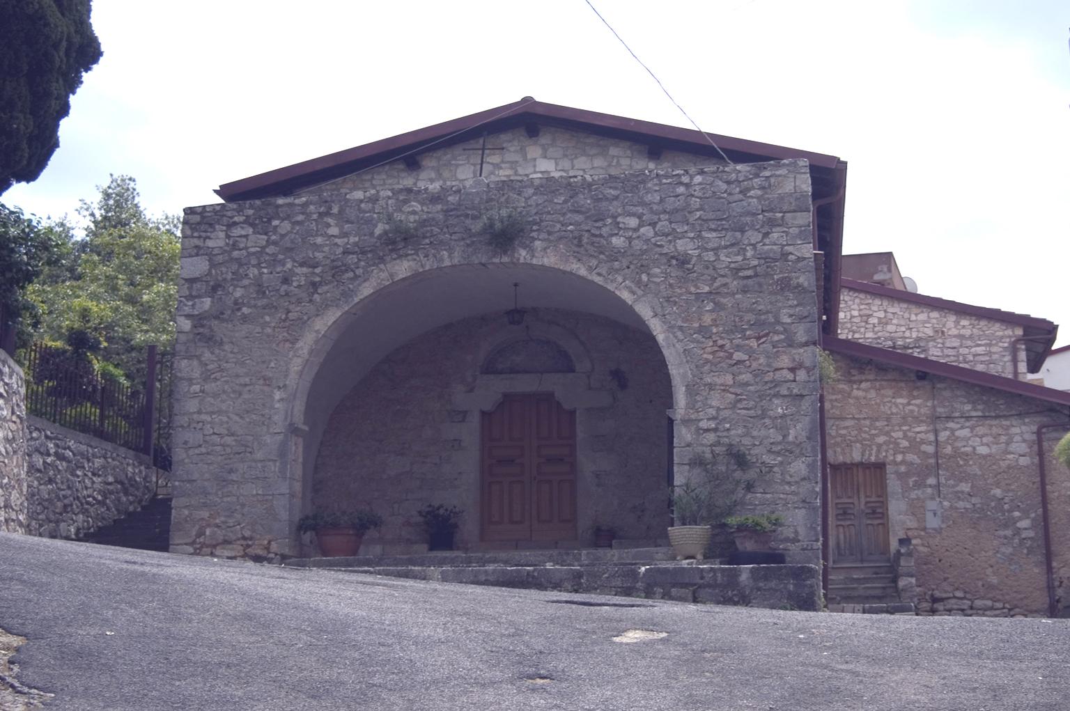 ill.14: Chiesa di S. Lucia, facciata