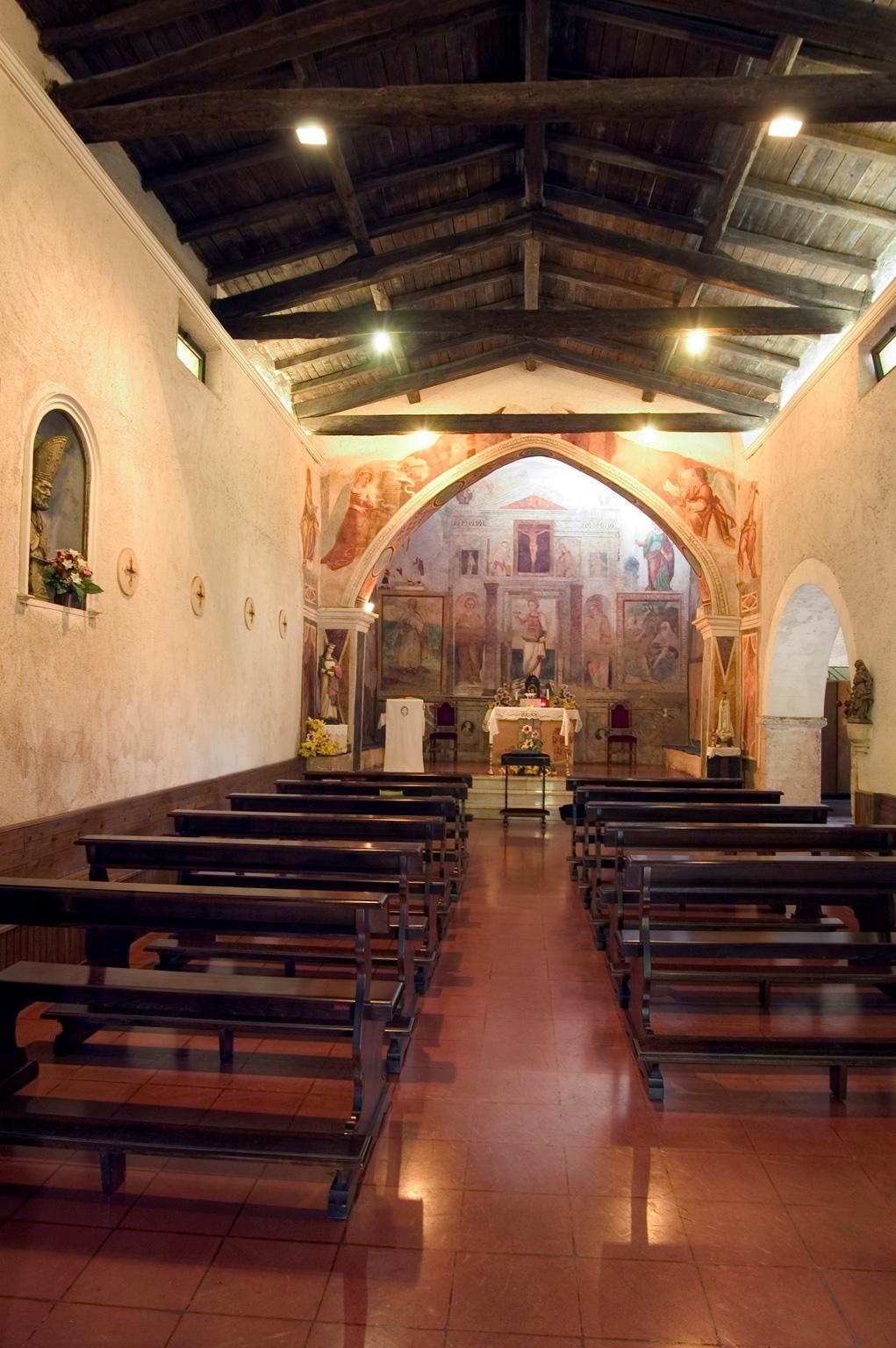 ill.15: Chiesa di S. Lucia, navata