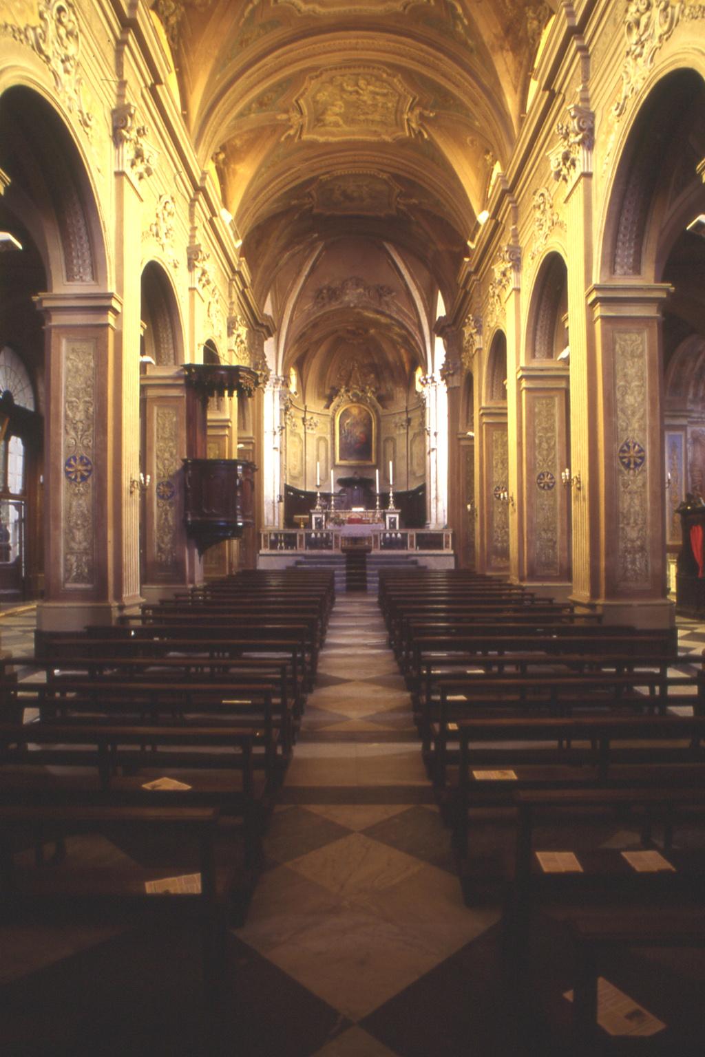 ill.2: Cattedrale S.Maria Assunta, interno