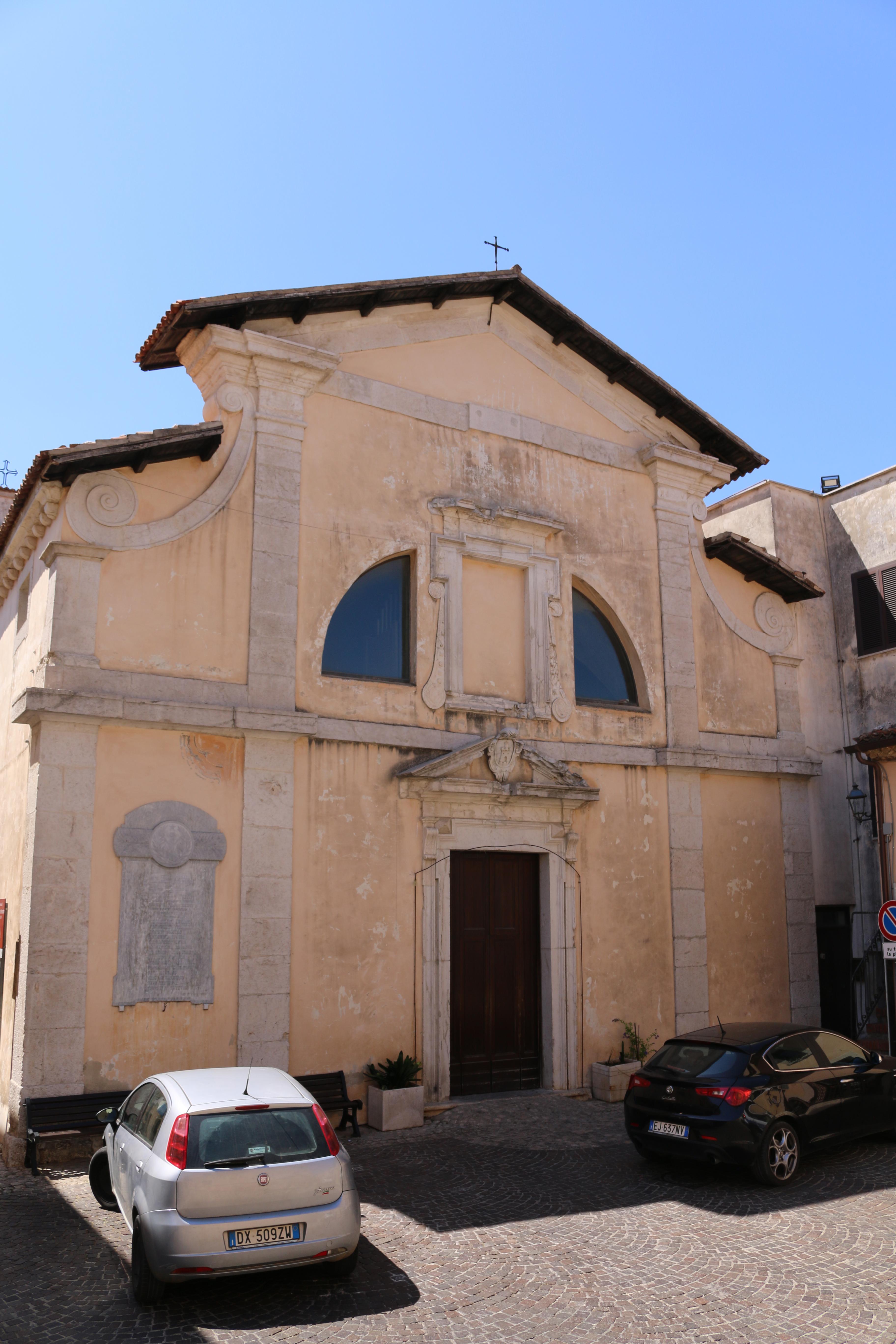 ill.2: Chiesa S. Maria Assunta Facciata