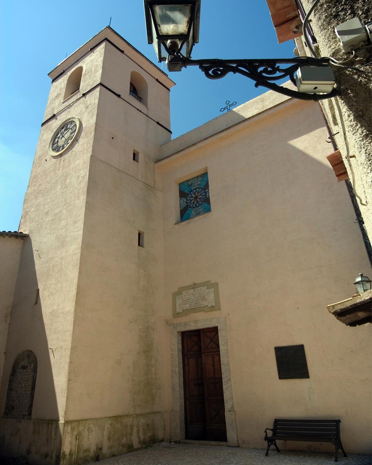 ill. 2: Chiesa S. Michele, Facciata