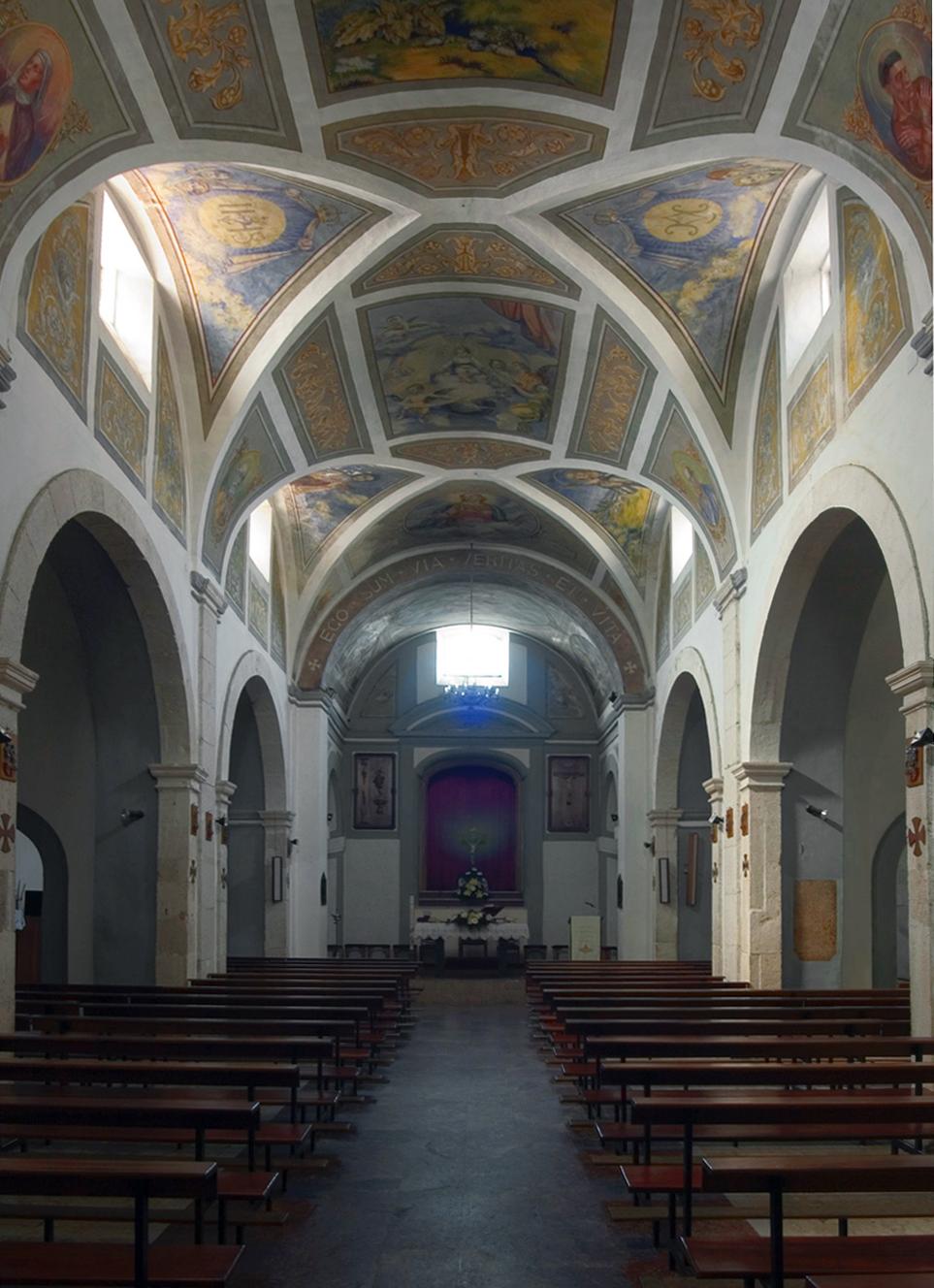 ill.2: Chiesa dell'Annunziata, interno