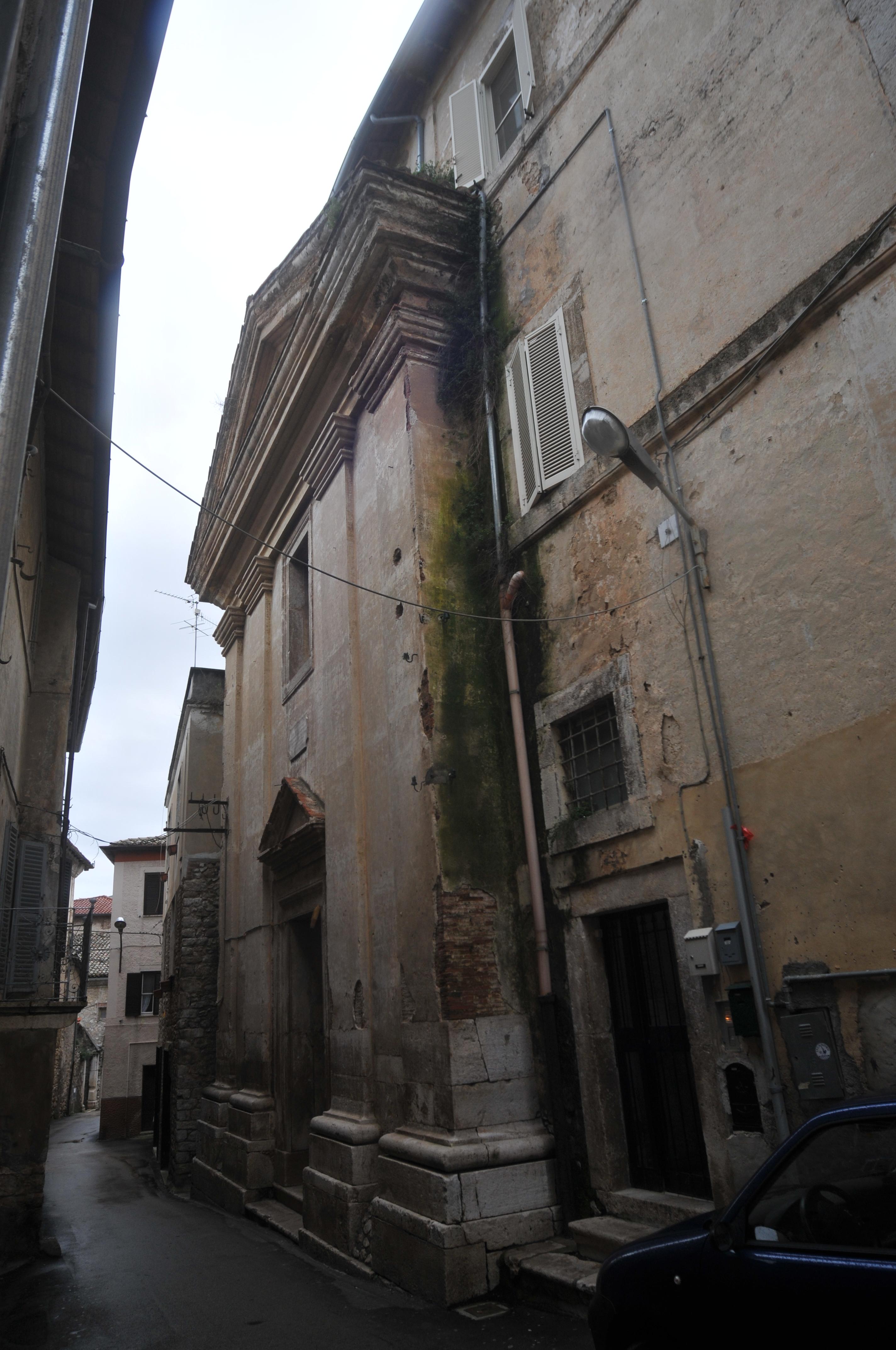 ill.20: Chiesa di S. Anna, facciata