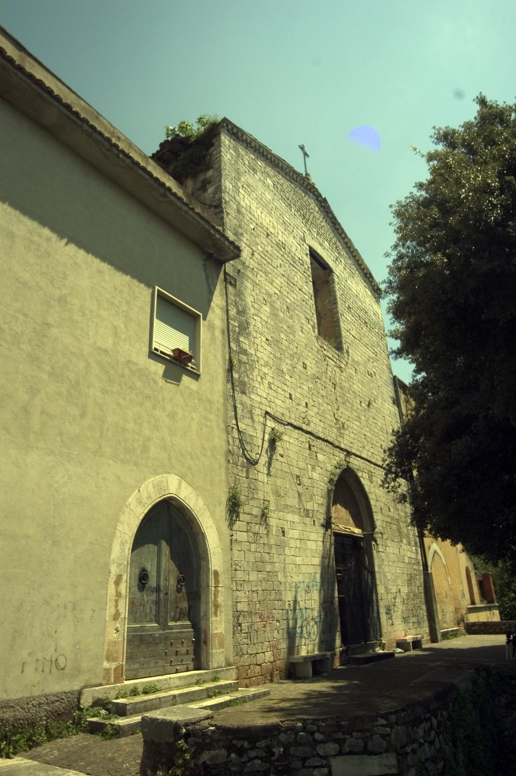 ill.25: Chiesa di S. Bartolomeo, facciata