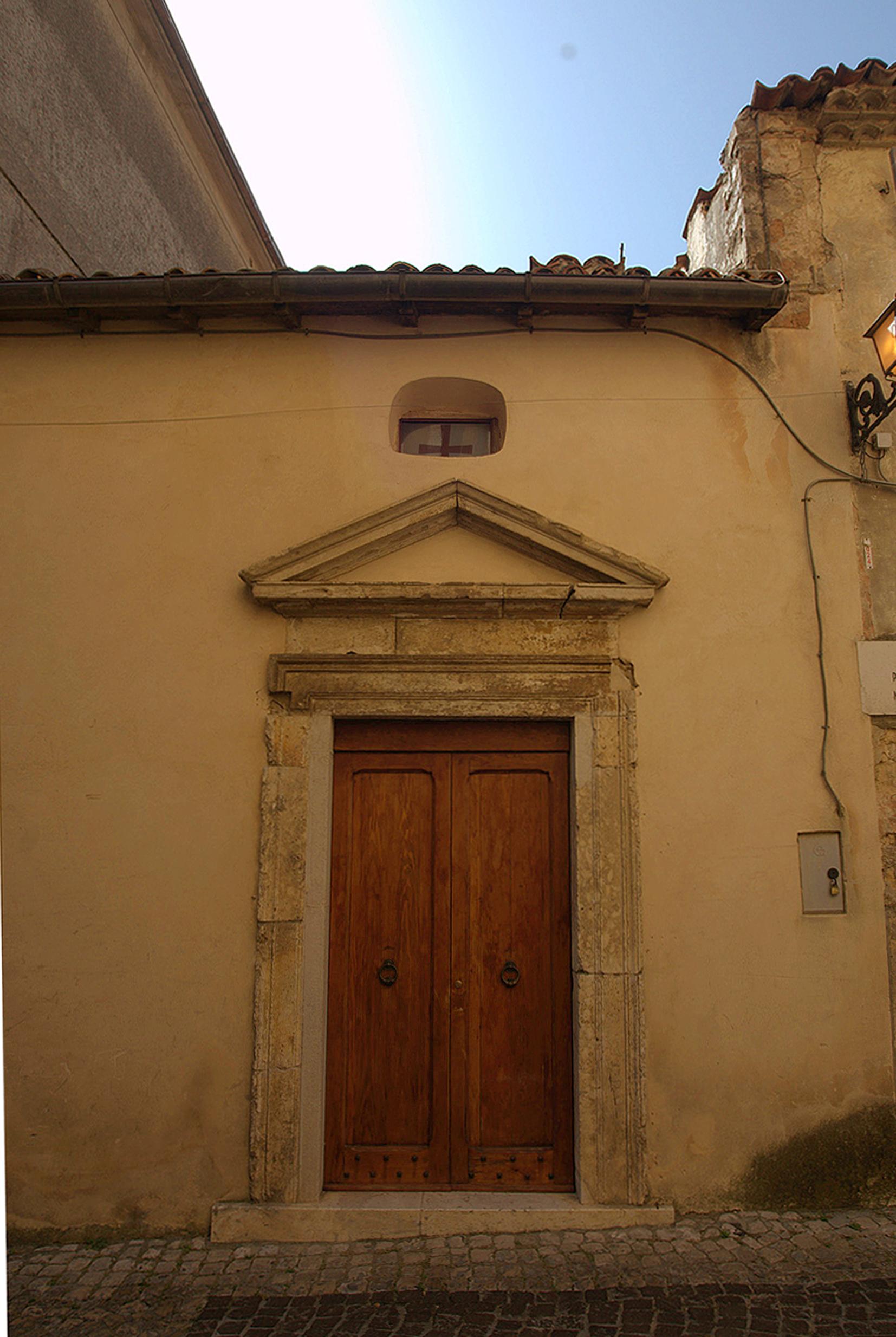 ill.7: Chiesa di San Sebastiano