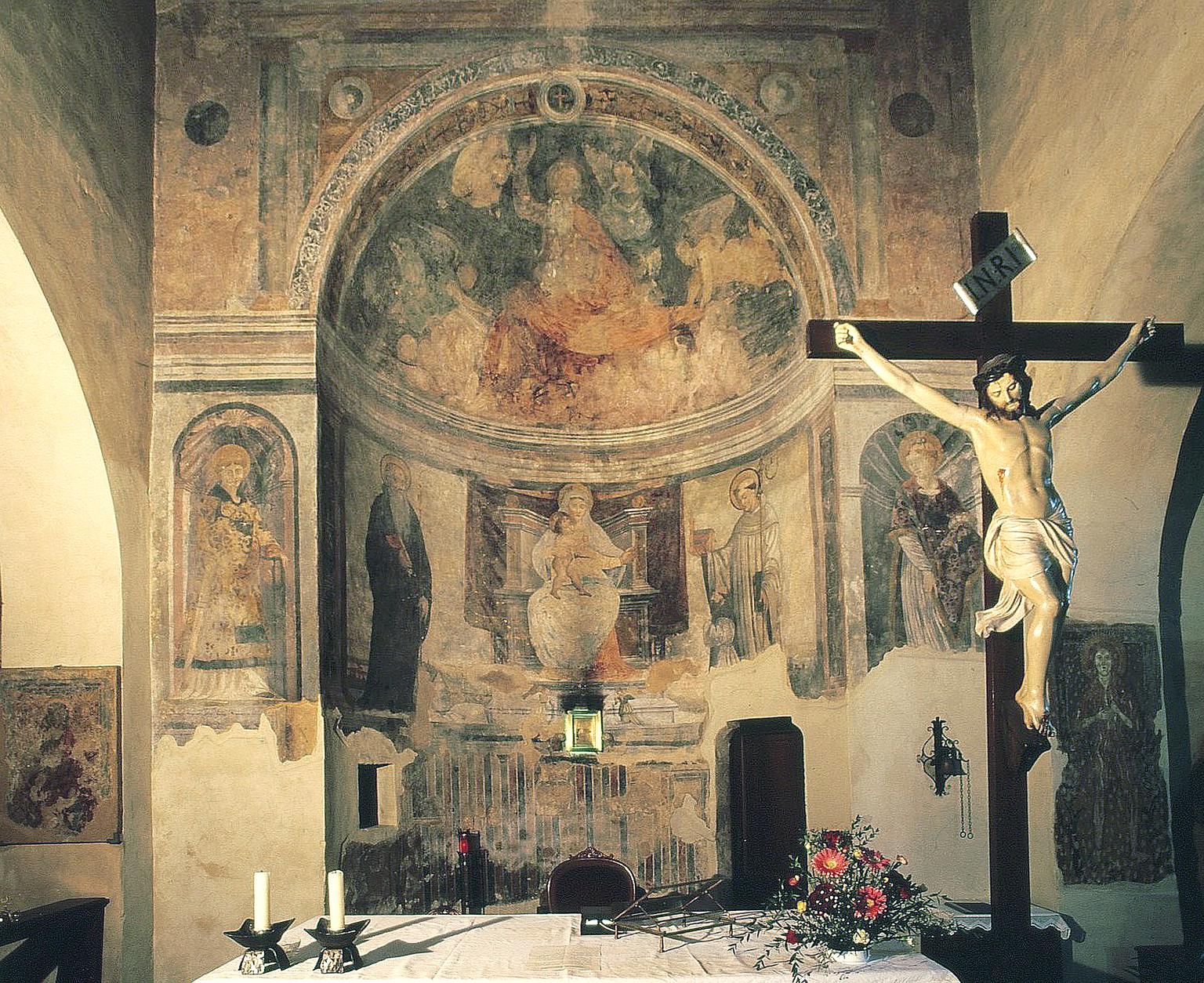 ill.7: Chiesa di San Benedetto, interno