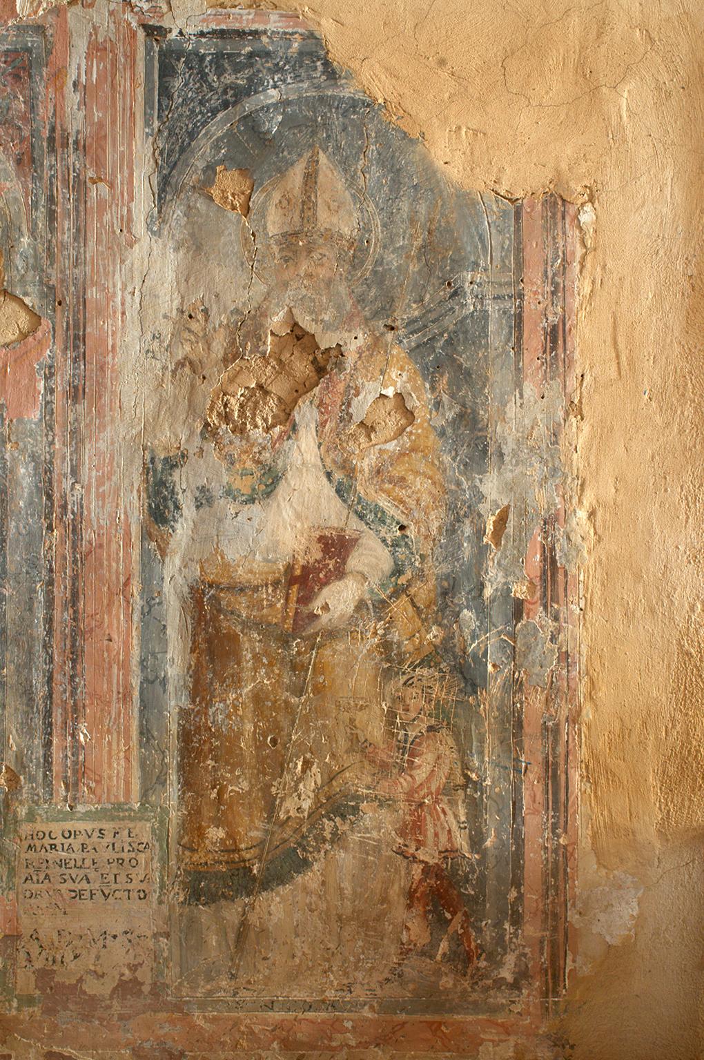ill.9: San Nicola di Bari - Autore Ignoto