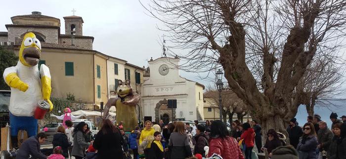 Carnevale a Prossedi