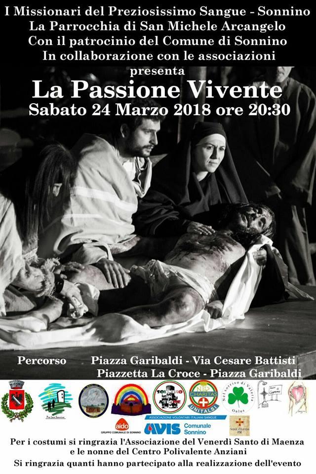 Sonnino: La Passione vivente @ Sonnino | Lazio | Italia