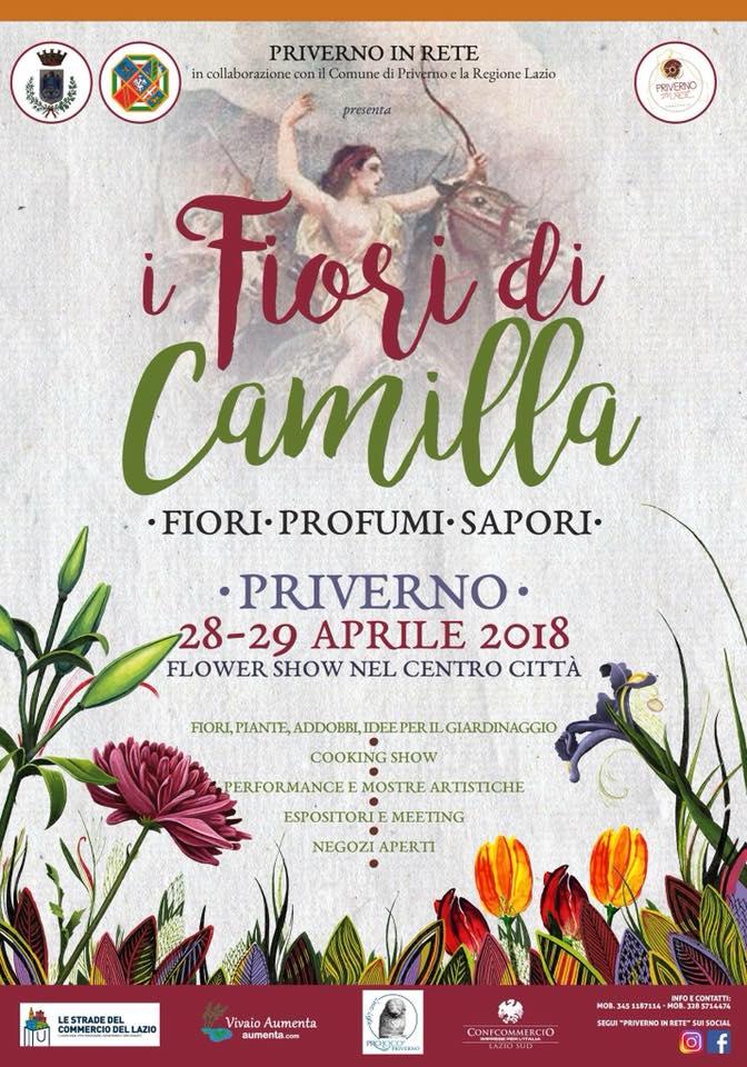 I Fiori di Camilla @ Priverno, Centro Città | Priverno | Lazio | Italia