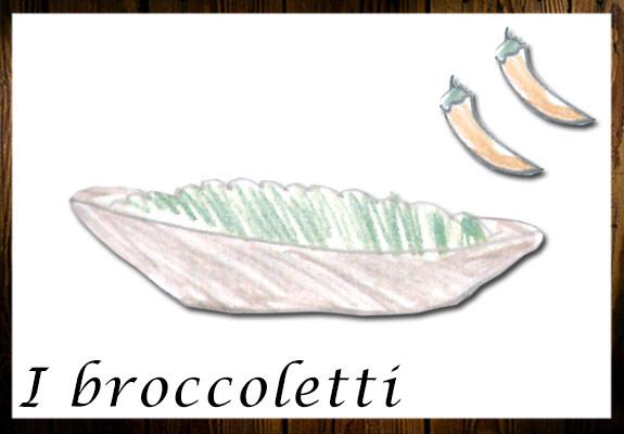 i-broccoletti