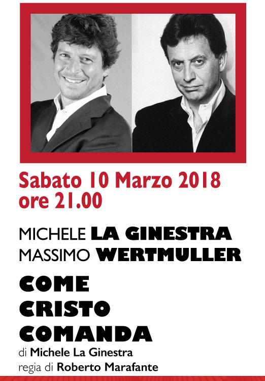 Come Cristo comanda @ Carpineto Romano | Carpineto Romano | Lazio | Italia