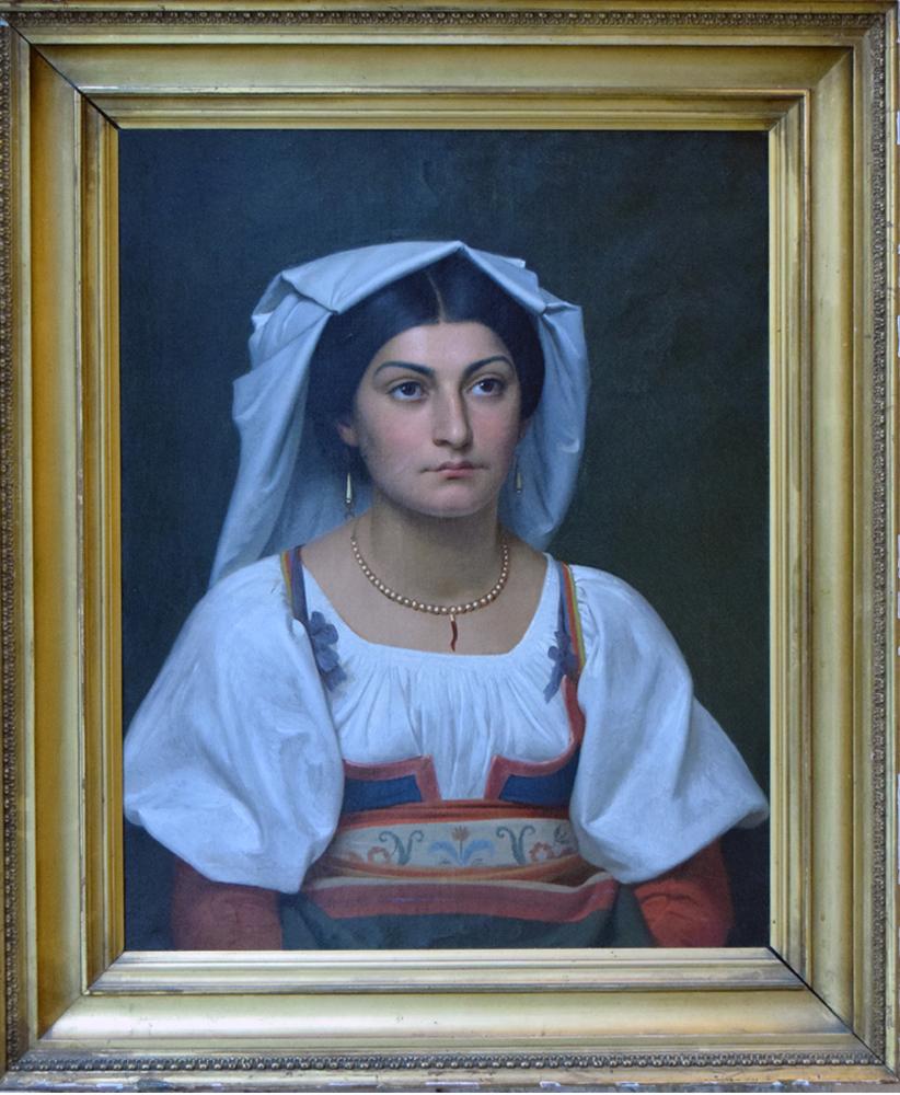 ritratto-di-ciociara-olio-su-tela-wilhelm-nikolaj-marstrand-1810-1873