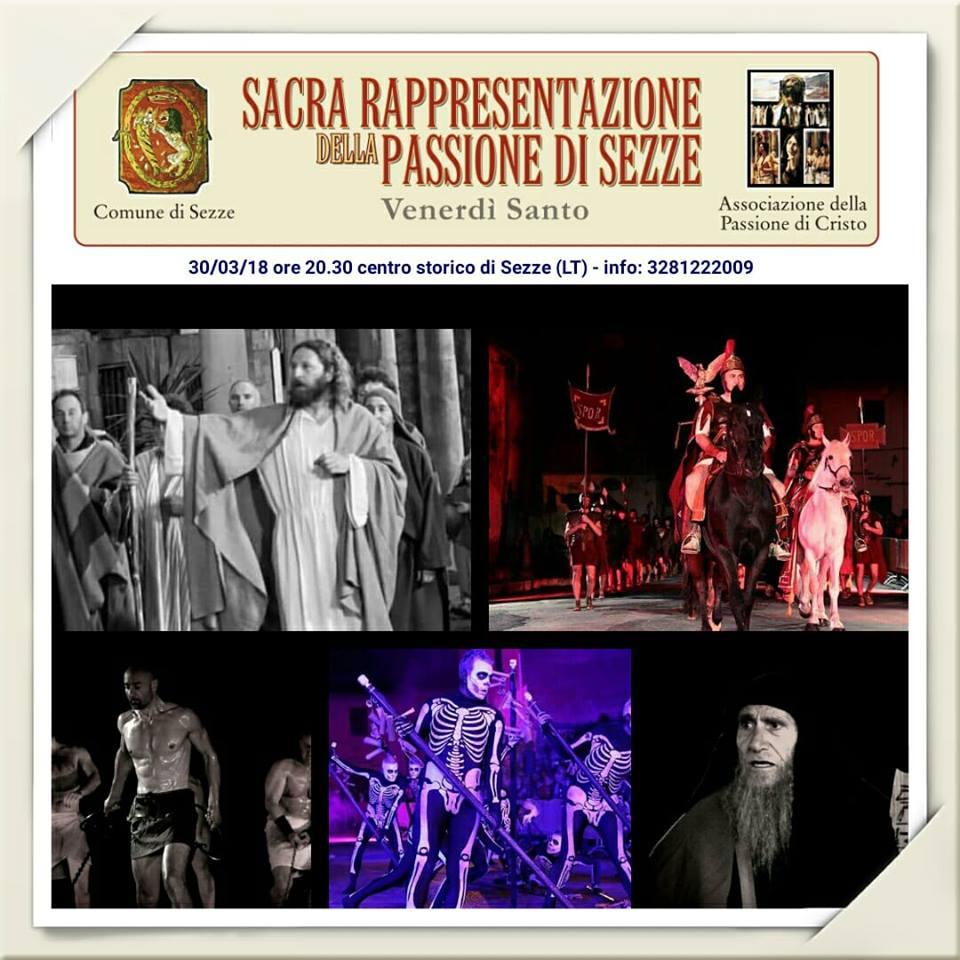 Sezze, la Processione del Venerdì Santo @ Sezze | Sezze | Lazio | Italia