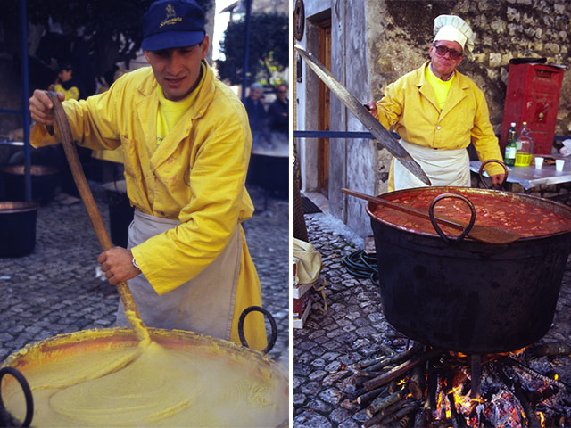 polenta-s