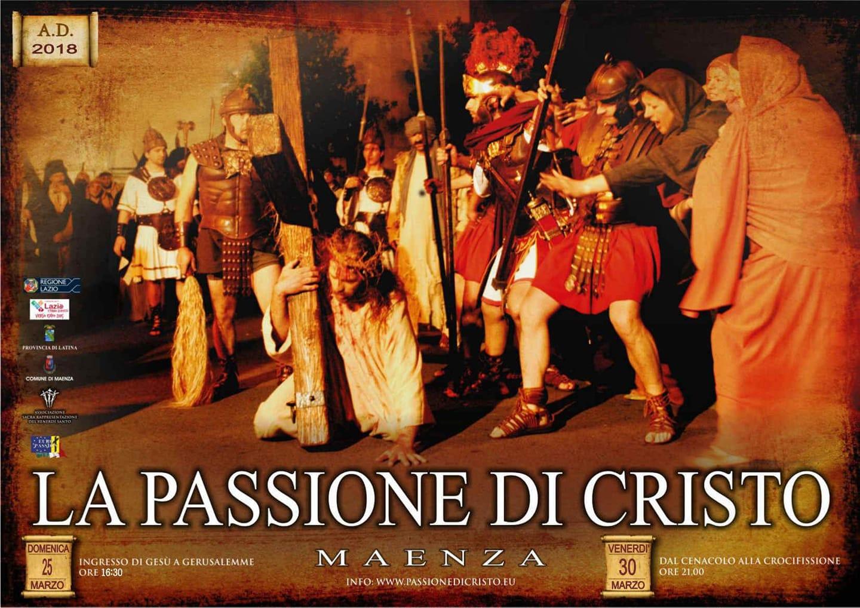 Maenza, la Processione del Venerdì Santo @ Maenza | Maenza | Lazio | Italia