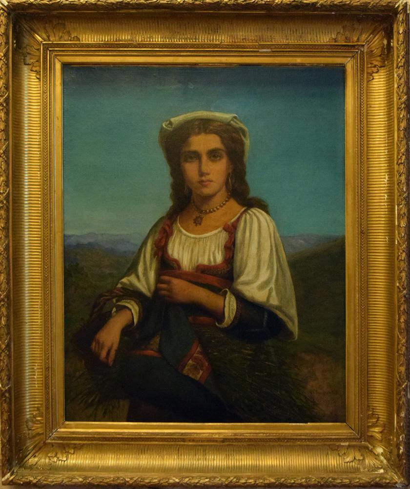 19-auguste-chiarpentier-1813-1880-raccoglitrice-di-ginestra