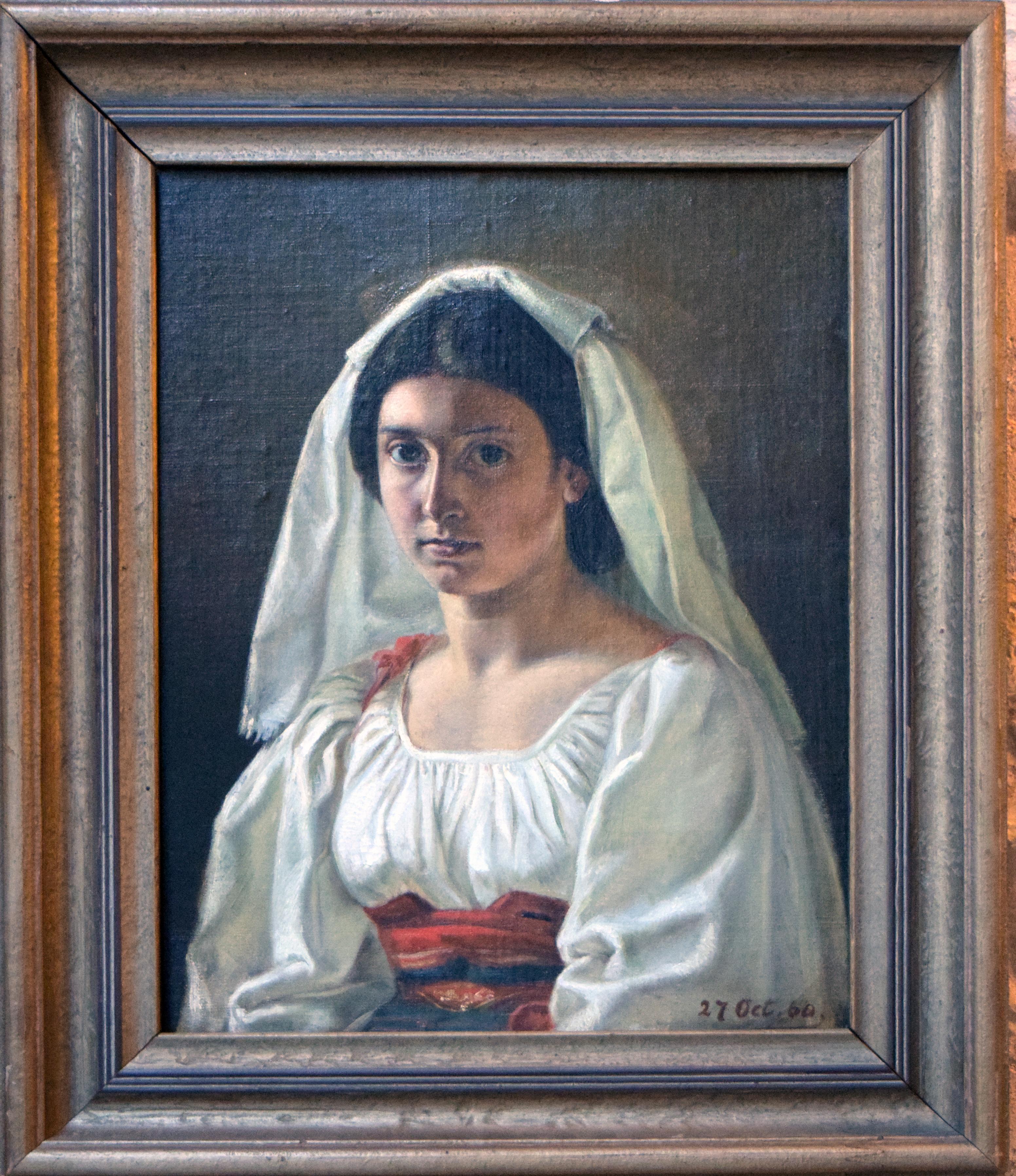 34-autore-ignoto-donna-romana