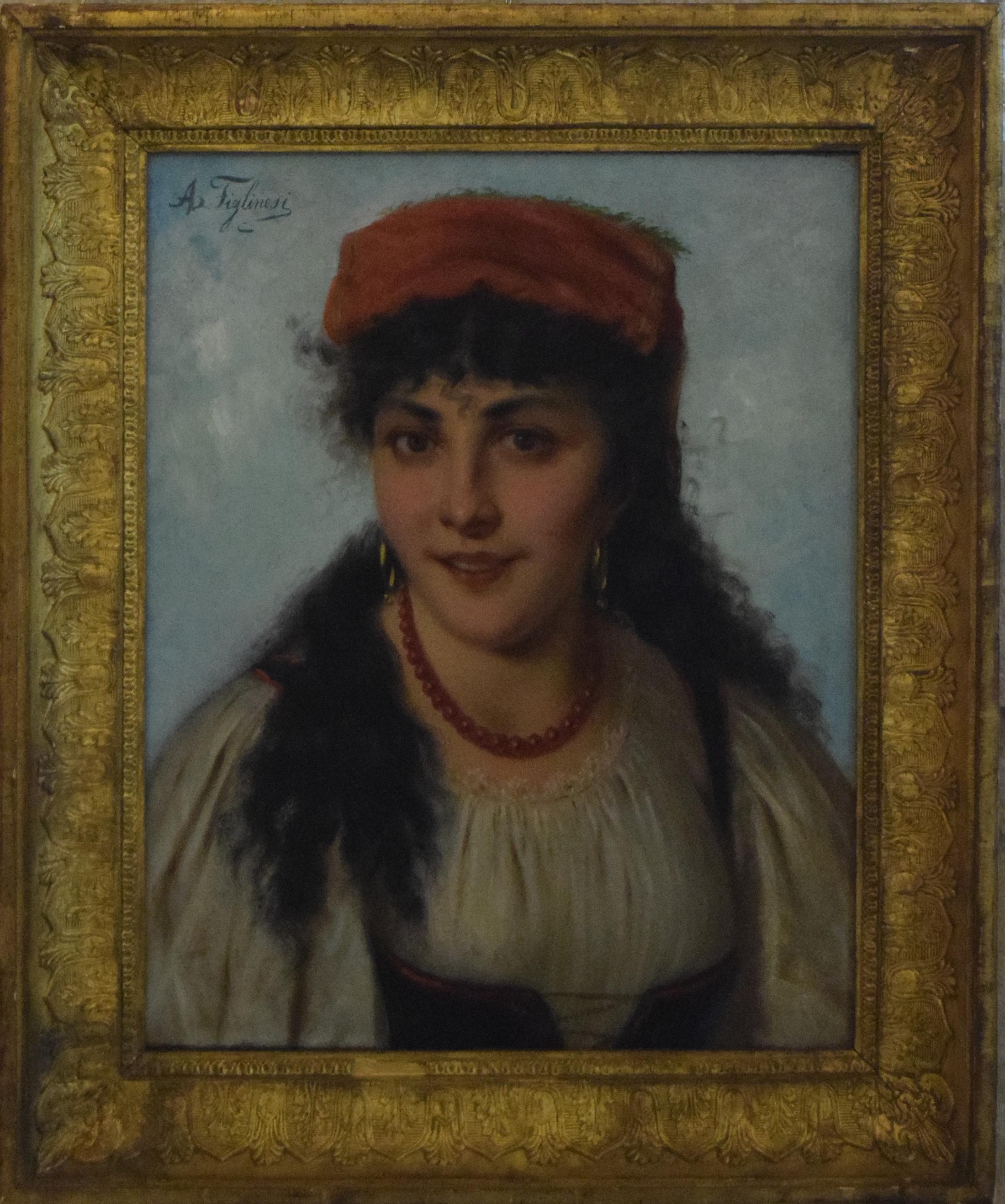 38-a-figlinesi-donna-romana
