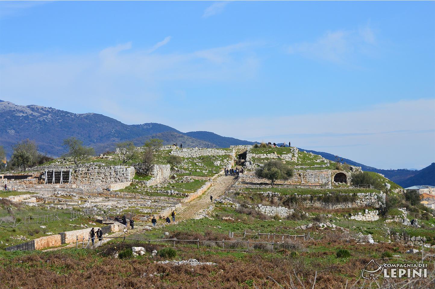 Area Archeologica Antica Norba