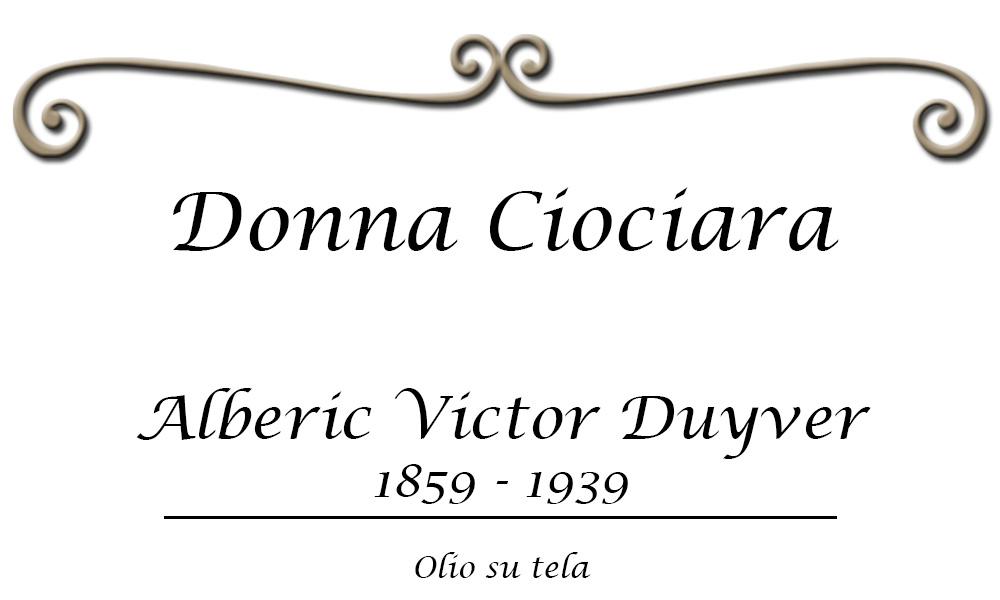 donna-ciociara-alberic-victor-duyver