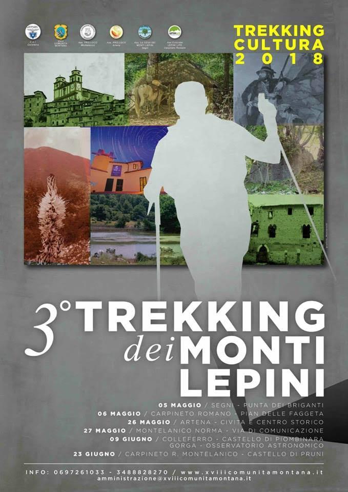 3° trekking dei Monti Lepini: Pian della Faggeta @ Parcheggio Pian della Faggeta | Carpineto Romano | Lazio | Italia