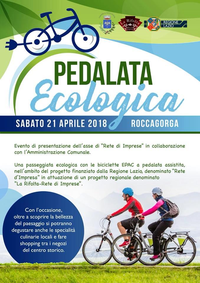 Roccagorga: pedalata ecologica @ Roccagorga | Lazio | Italia