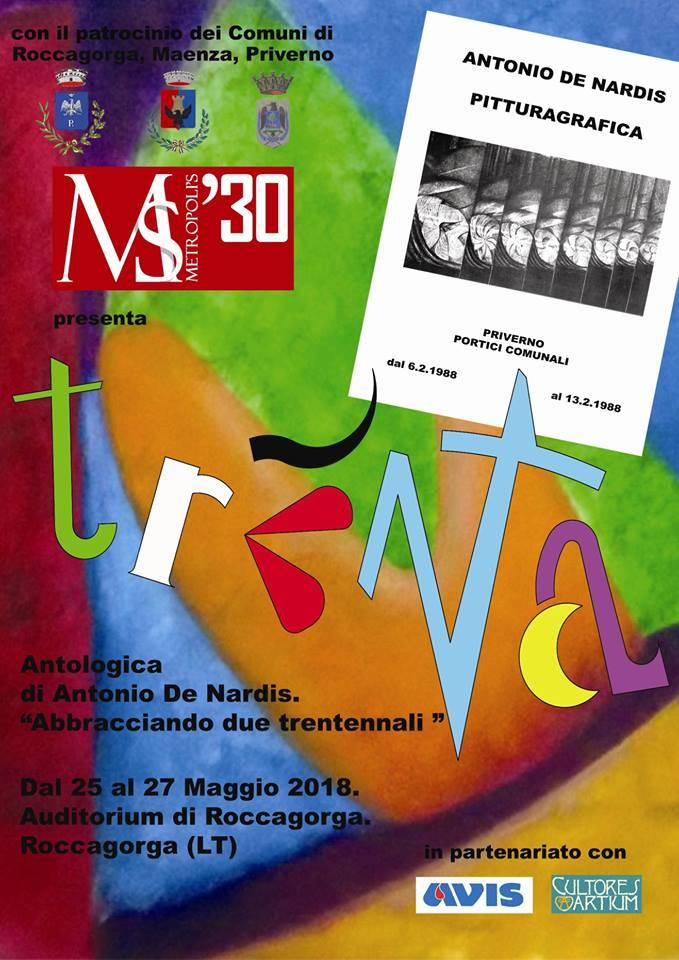 Trenta @ Auditorium di Roccagorga | Roccagorga | Lazio | Italia